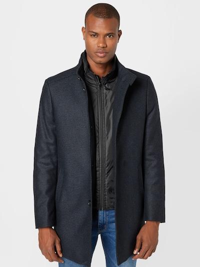 CINQUE Mantel 'Oxford' in dunkelgrau, Modelansicht
