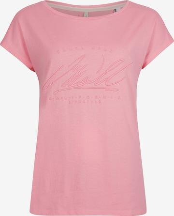 rozā O'NEILL T-Krekls 'Essential Graphic'