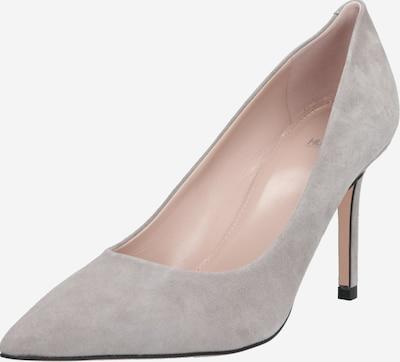 HUGO Čevlji s peto 'Ines' | siva barva, Prikaz izdelka