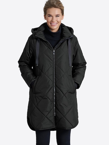 JUNGE Winter Coat 'Eila' in Black
