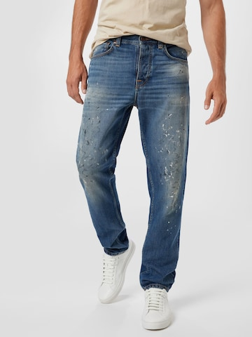 Nudie Jeans Co Дънки 'Steady Eddie II' в синьо