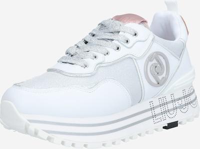 Sneaker bassa 'MAXI WONDER 24' Liu Jo di colore argento / bianco, Visualizzazione prodotti