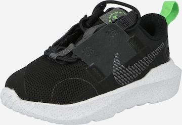 Sneaker 'Crater Impact' di Nike Sportswear in nero