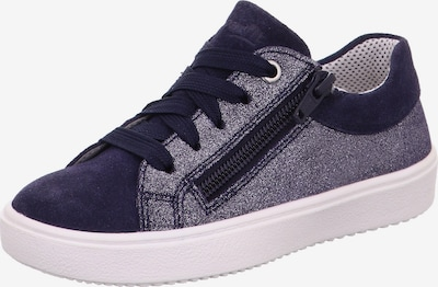SUPERFIT Sneaker 'HEAVEN' in navy / silber, Produktansicht