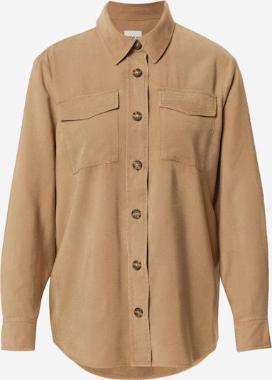 Camicia da donna 'ARIS LIFE' ONLY di colore marrone, Visualizzazione prodotti