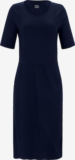 Anna Aura Kleid in blau, Produktansicht