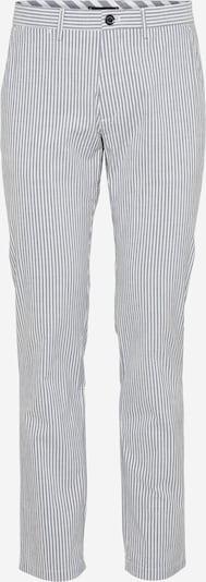 TOMMY HILFIGER Панталон Chino 'DENTON' в гълъбово синьо / светлочервено / бяло, Преглед на продукта