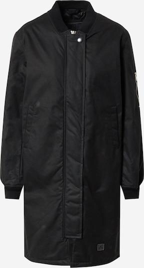 Brixtol Textiles Manteau mi-saison en noir, Vue avec produit