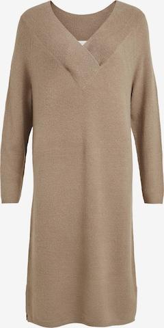 VILA Kleid 'Madelia' in Beige