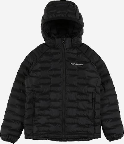 Geacă outdoor 'Argon' PEAK PERFORMANCE pe negru, Vizualizare produs