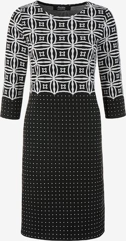 Aniston SELECTED Dress in Black