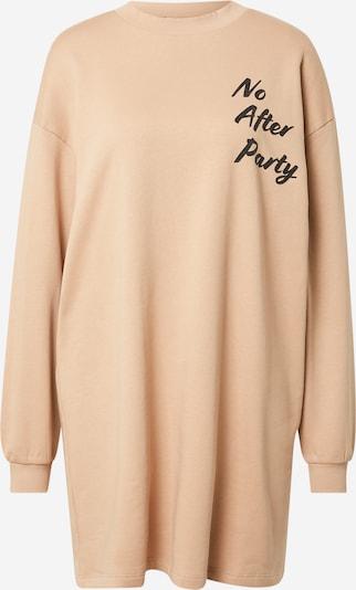 Noisy may Robe 'HANGOVER' en beige / noir, Vue avec produit