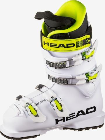 HEAD Skischuhe 'RAPTOR 60' in Weiß