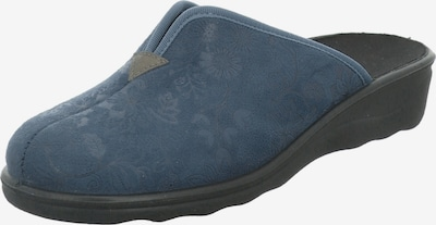 Westland Hausschuh 'Nice 82' in himmelblau / rauchgrau, Produktansicht