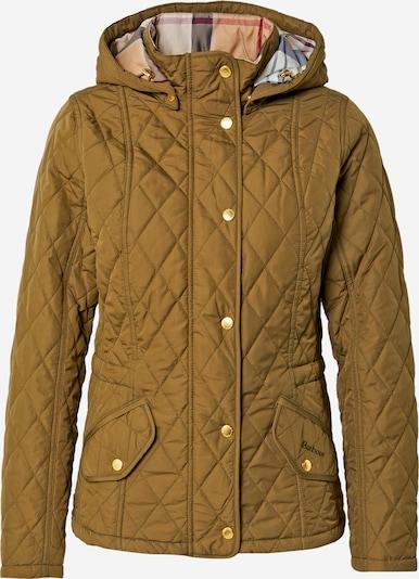 Barbour Prehodna jakna | oliva barva, Prikaz izdelka