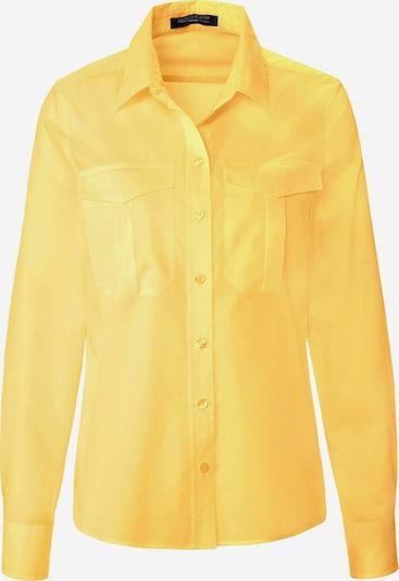 Fadenmeister Berlin Blouse in de kleur Geel, Productweergave