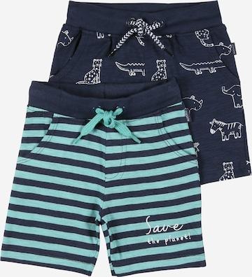 STACCATO Püksid, värv sinine