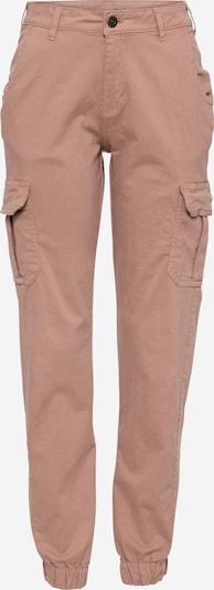 Urban Classics Kargo hlače | temno bež barva, Prikaz izdelka