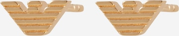 Emporio Armani Σκουλαρίκια σε χρυσό