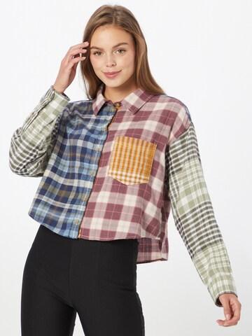 Camicia da donna di American Eagle in colori misti