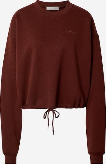 LeGer by Lena Gercke Sweatshirt 'Rosa' in braun, Produktansicht