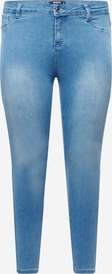 Missguided Plus Jean 'ANARCHY' en bleu clair, Vue avec produit