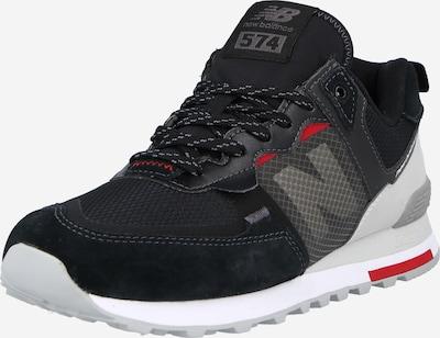 new balance Tenisky '574' - šedá / červená / černá, Produkt