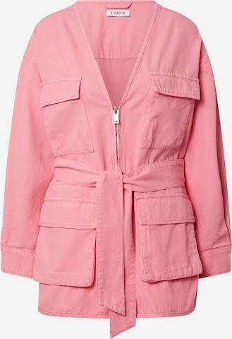 EDITED Between-Season Jacket 'Nayeli' in Pink