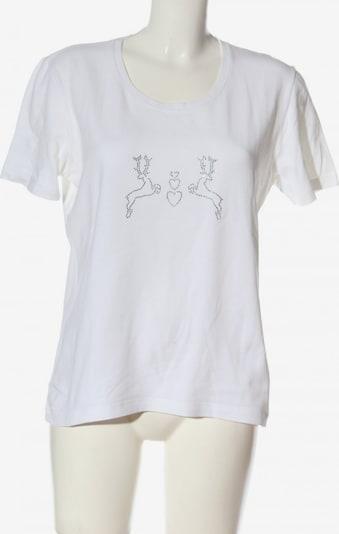 HAMMERSCHMID Strickshirt in L in weiß, Produktansicht
