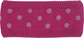 MAXIMO Stirnband in Pink
