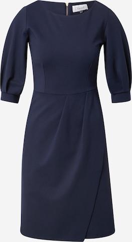 Closet London Dress in Blue