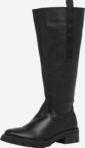 ARA Stiefel in Schwarz