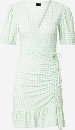 Gina Tricot Dress 'Maya' in Green / White, Item view