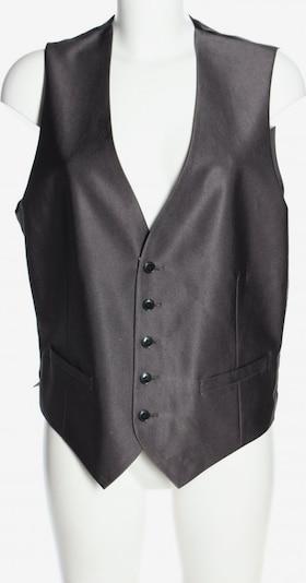 Angelo Litrico Anzugweste in 4XL in schwarz / silber, Produktansicht