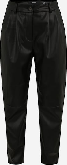 Vero Moda Petite Pleat-front trousers in Black, Item view