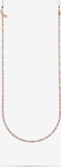 Guido Maria Kretschmer Jewellery Brillenkette in rosa, Produktansicht