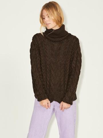 JJXX Genser 'Madelyn' i brun