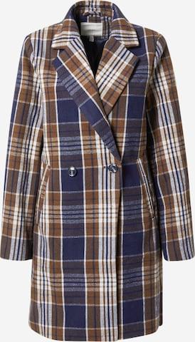 ICHI Ανοιξιάτικο και φθινοπωρινό παλτό 'Jannet' σε μπλε