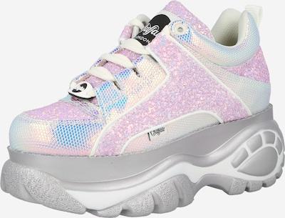 Buffalo London Sneaker in neonblau / orchidee / weiß, Produktansicht