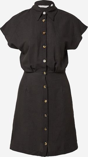 NAF NAF Skjortklänning 'FERRY' i svart, Produktvy