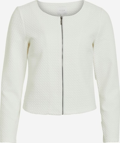 VILA Kurze Jacke 'Vinaja' in weiß, Produktansicht