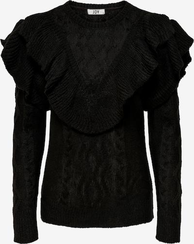 JDY Sweter 'FRANCE' w kolorze czarnym, Podgląd produktu