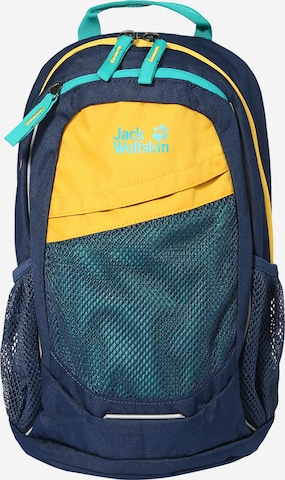 JACK WOLFSKIN Sports Backpack 'TRACK JACK' in Blue
