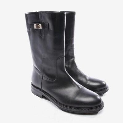 HUGO BOSS Stiefel in 38,5 in schwarz, Produktansicht