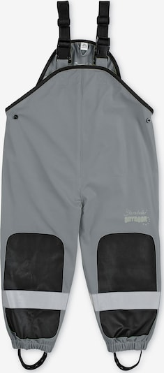 STERNTALER Hose in grau / schwarz, Produktansicht