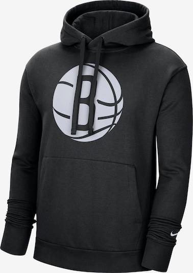 NIKE Hoodie 'Brooklyn Nets' in schwarz, Produktansicht