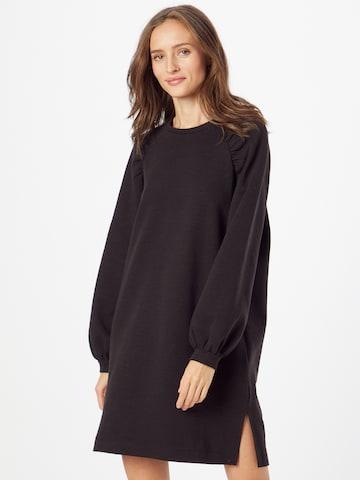 Rochie de la ICHI pe negru