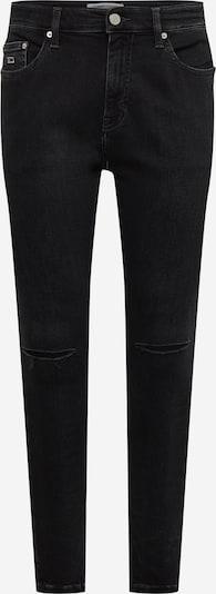 Tommy Jeans Farkut 'FINLEY' värissä musta denim, Tuotenäkymä