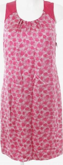 HUGO BOSS Blusenkleid in S in creme / pink, Produktansicht