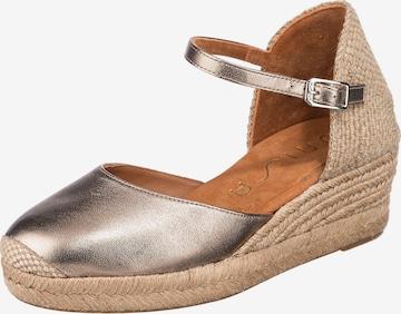 UNISA Sandale 'Cisca' in Bronze